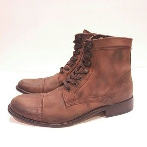 Kenneth Cole New York Game PLace Boots size 7 mens